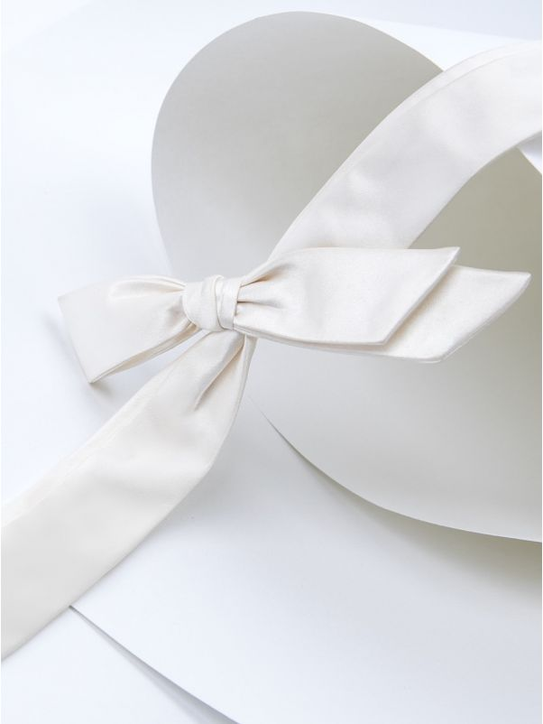Satin Bridal Belt