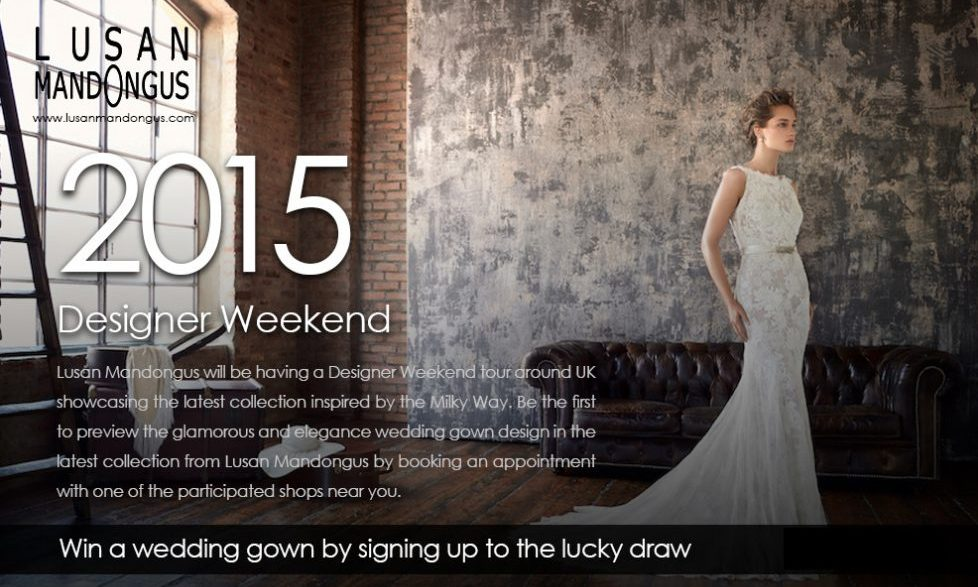 2015 DESIGNER WEEKEND