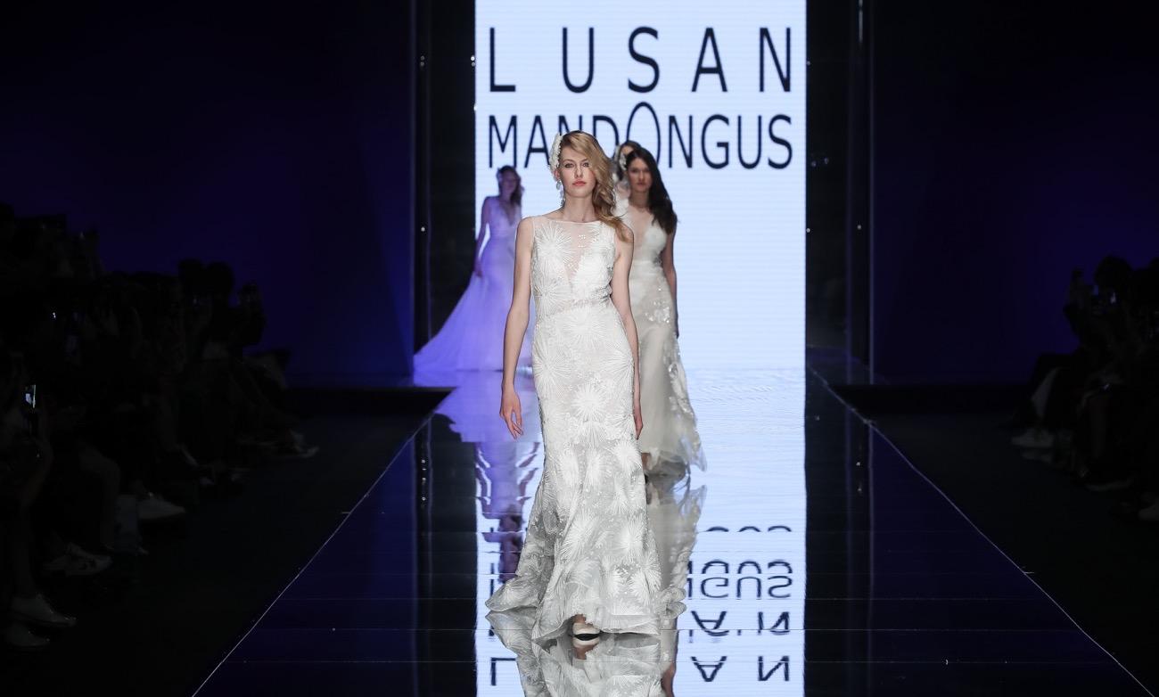 Lusan Mandongus 2020 Fashion Show