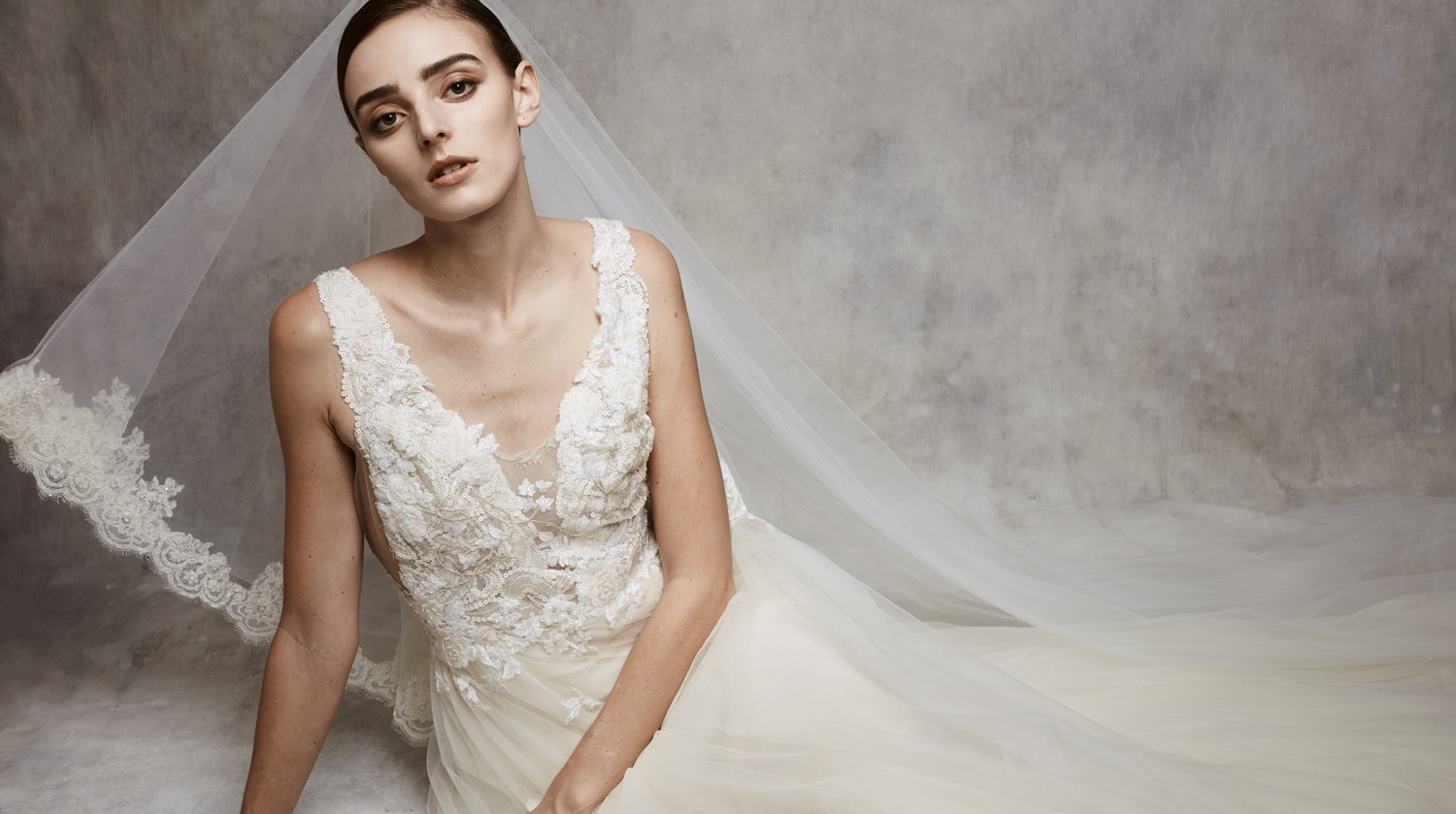 Lusan Mandongus Bridal Collection